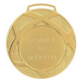 Medalha 80mm