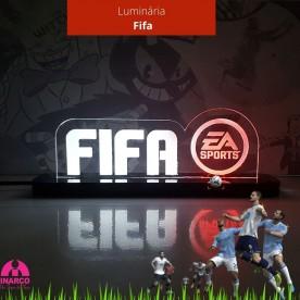 Luminária FIFA