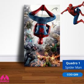 Quadro Spider Man